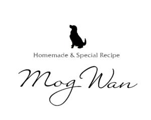 モグワンドッグフード ロゴ