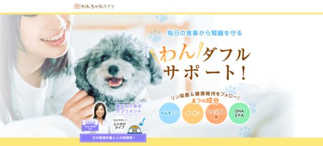 【犬用腎臓サプリ】ジナースの口コミ評判・効果を解説!お試し66%オフも!