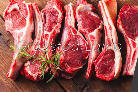 モグキューブ原材料 ラム肉